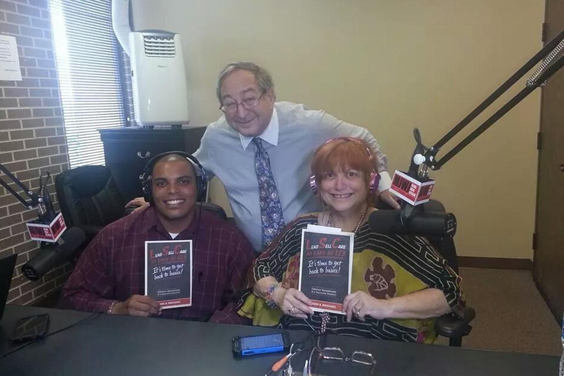 Jason Montanez Small Business Talk Radio