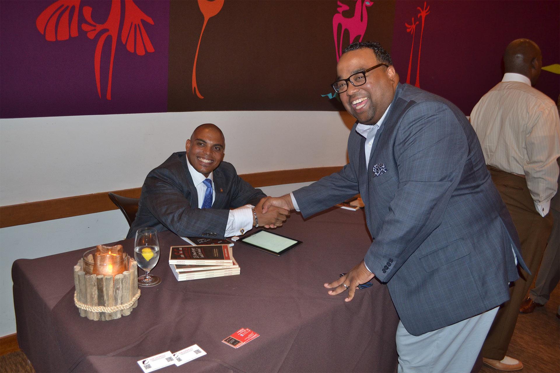 Jason Book Signing